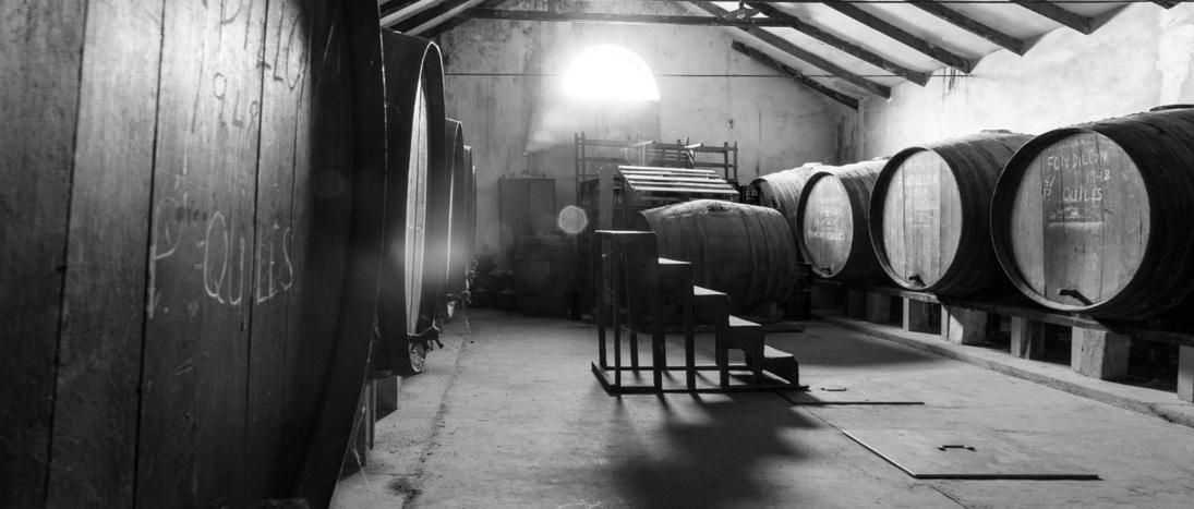 Fondillón, el vino alicantino que conquistó el mundo