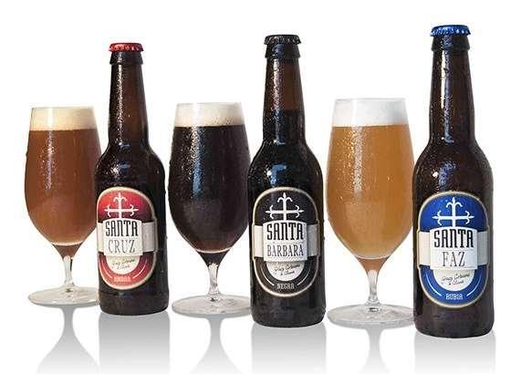Cervezas artesanas de la provincia