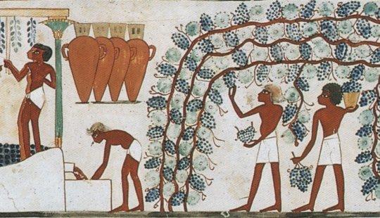 La historia de la Humanidad… según el alcohol
