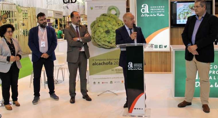 La Vega Baja será la capital mundial de la alcachofa en 2019