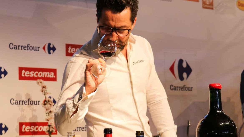 Primera presentación de Quique Dacosta con maridaje de vinos de Alicante DOP