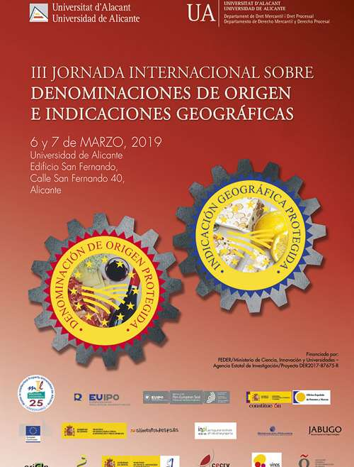 Expertos internacionales abordan el régimen jurídico de las DOP e IGP