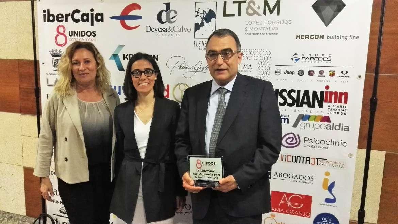 Gasterra recibe el premio a la innovación gastronómica