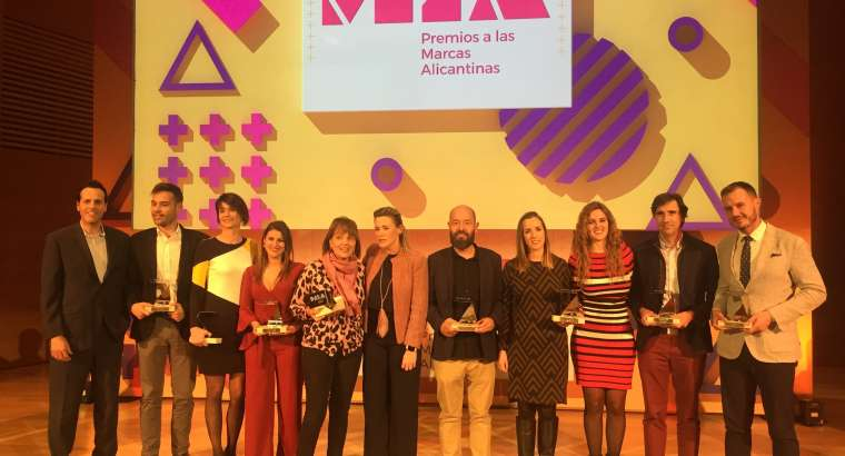 Vinos de Alicante DOP recibe el premio MIA a la estrategia de marca