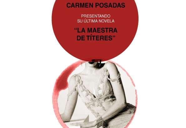 Carmen Posadas llena las próximas Veladas Literarias de Maestral