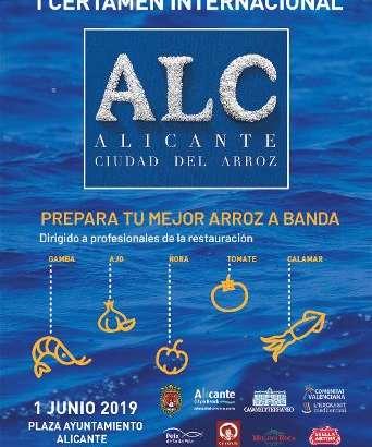 Diez finalistas luchan este sábado en el I Certamen Alicante Ciudad del Arroz