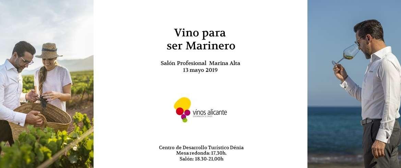 Vinos Alicante DOP presenta la nueva añada en el Salón Marina Alta