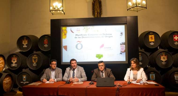 Satisfacción en el sector de la Calidad Diferenciada por el manifiesto entre Origen España y CECRV