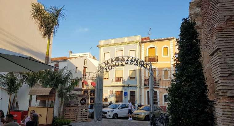 Els Magazinos, una original propuesta gastronómica en el corazón de Dénia