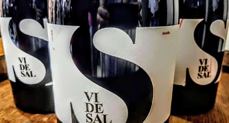 Ví de Sal, nueva apuesta de Finca Collado por la uva monastrell