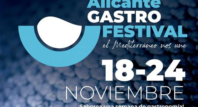 Seis países invitados, menús a cuatro manos  y más de 20 actividades en Alicante Gastro Festival