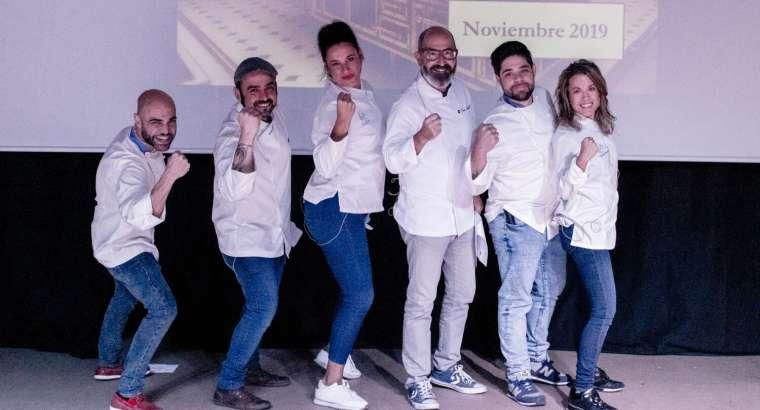 50 socios de Euro-Toques participan en el Día del Gusto y del Producto