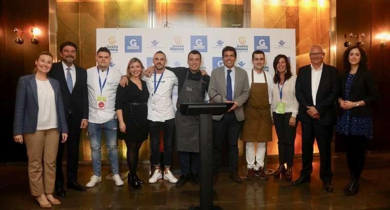 Alicante despliega todo su potencial culinario en Gastrónoma 2019