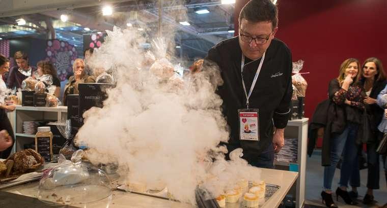 Juanfran Asencio gana el Premio a la Mejor Pastelería de Europa 2019