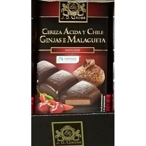 La vuelta al mundo en 80 chocolates