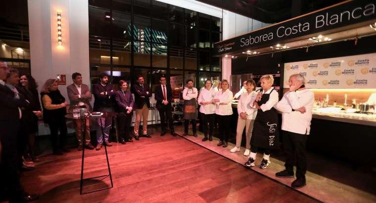 La Costa Blanca muestra en Fitur su potencial gastronómico femenino