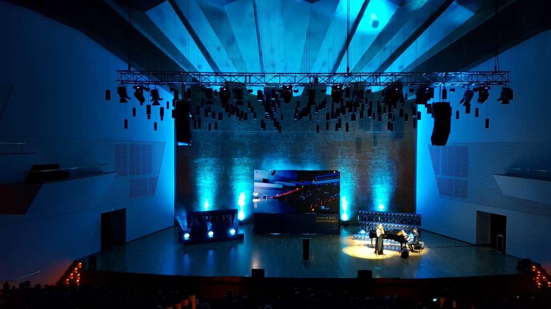 Espectacular gala del XXVII Premio Bocopa en el ADDA