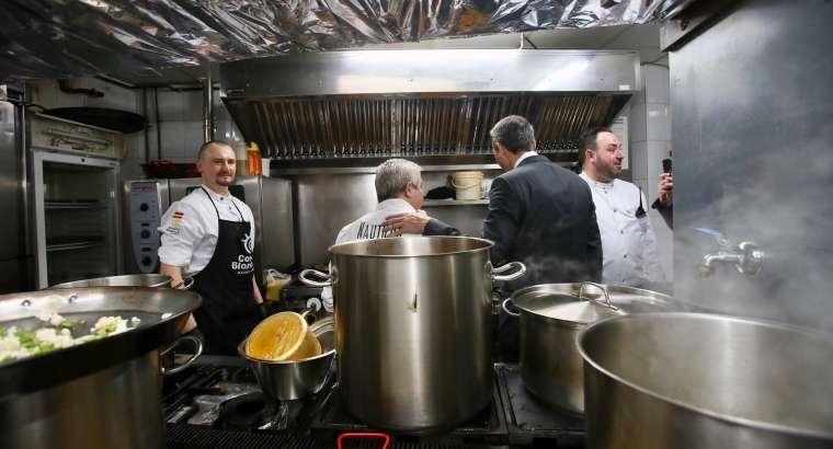 La Costa Blanca ofrece lo mejor de su gastronomía en pleno centro de Madrid