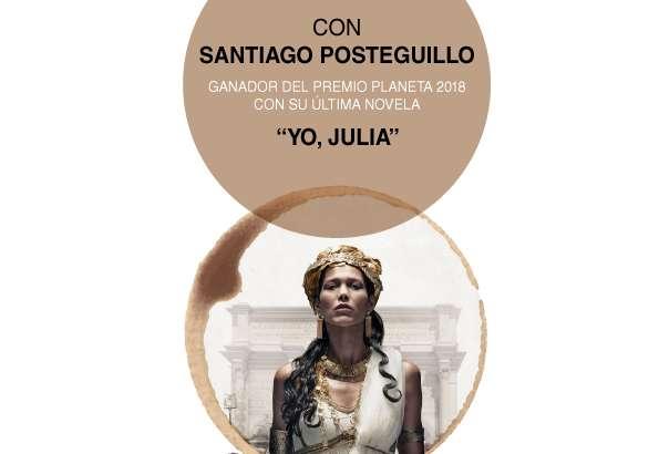 Santiago Posteguillo llena la primera Velada Literaria de 2019