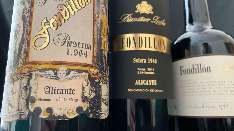 Jancis Robinson sitúa el fondillón entre los mejores vinos del mundo