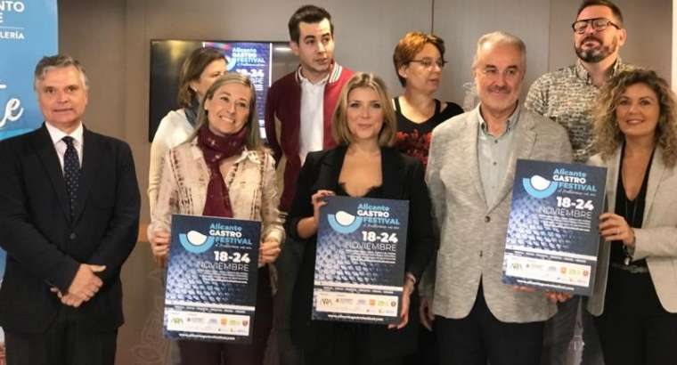 ARA organiza Alicante Gastro Festival
