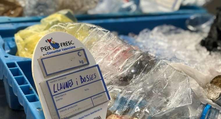 La Cofradía de Dénia 'pescó' 6.000 kilos de plástico del mar en 2018