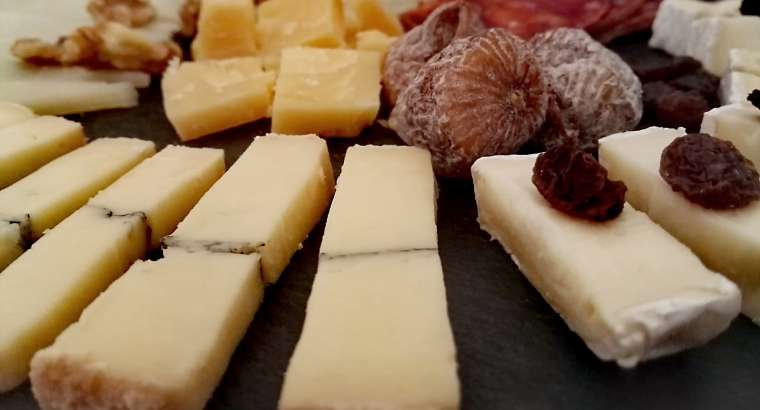 El Rincón Exquesito,     quesos que dan la nota